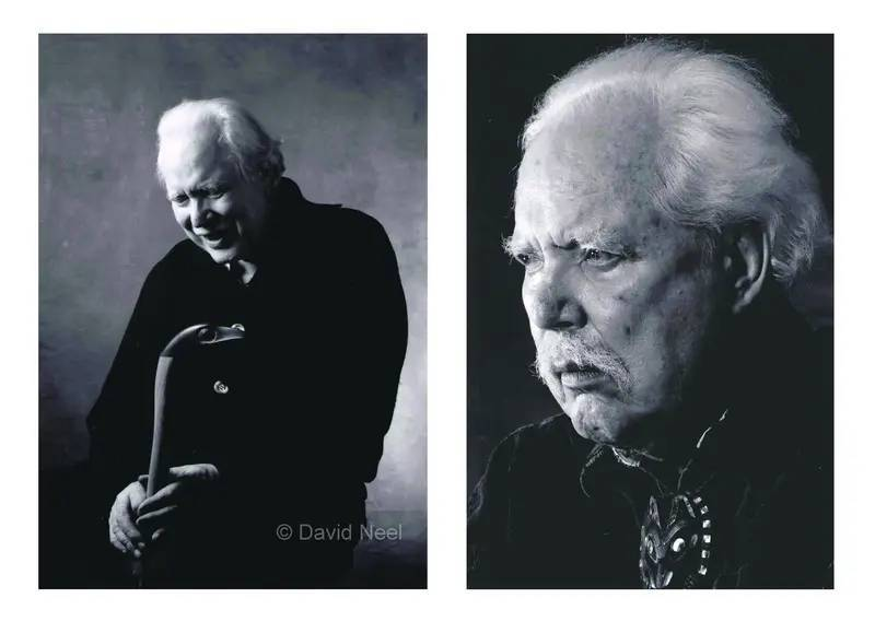 Bill Reid, Haida master artist