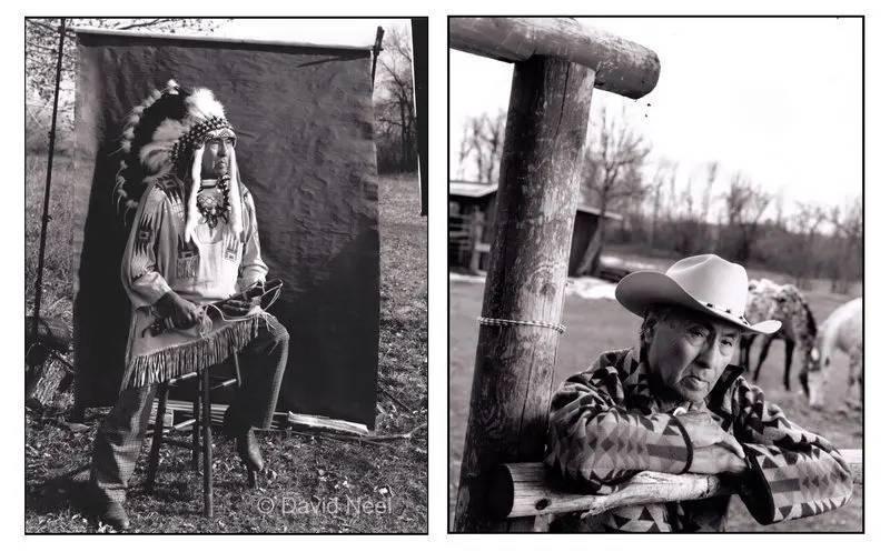 Chief Joe Medicine Crow
