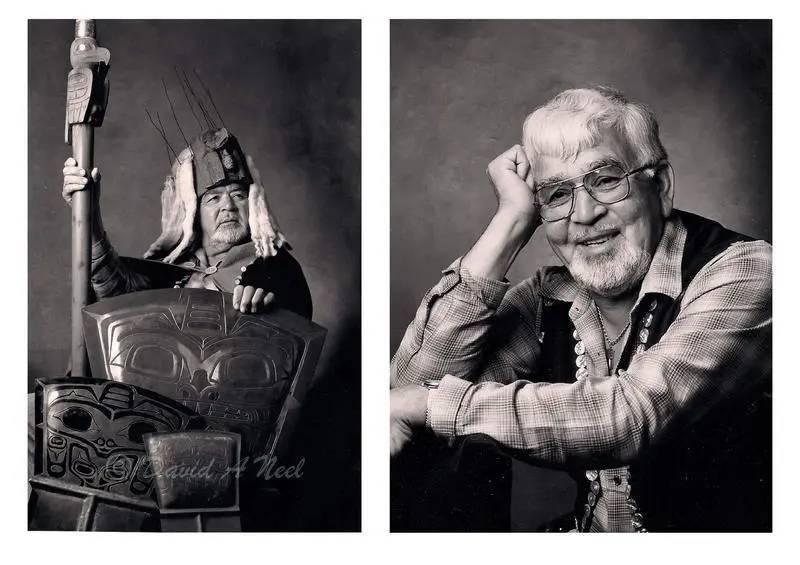 Chief Dempsey Colinson, Haida