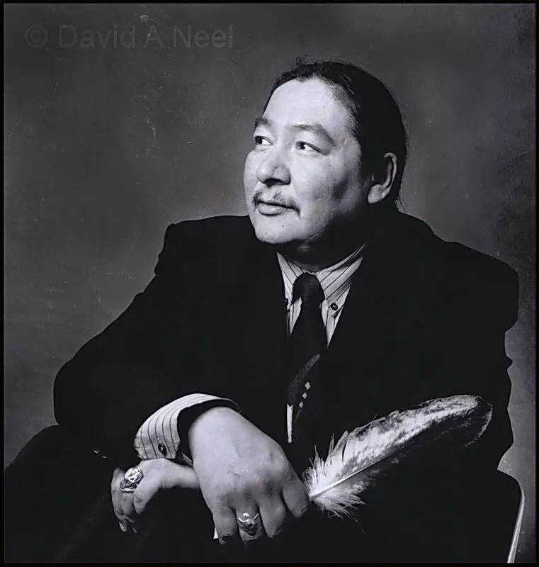 Chief Elijah Harper, Cree