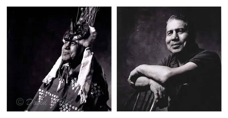 Chief Edwin Newman, Heiltsuk