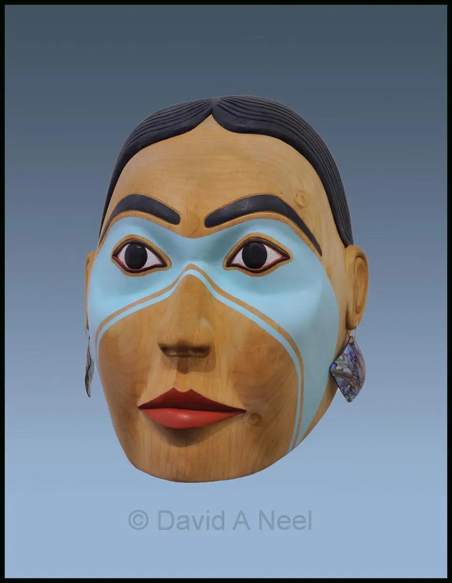 Ellen Neel Portrait Mask