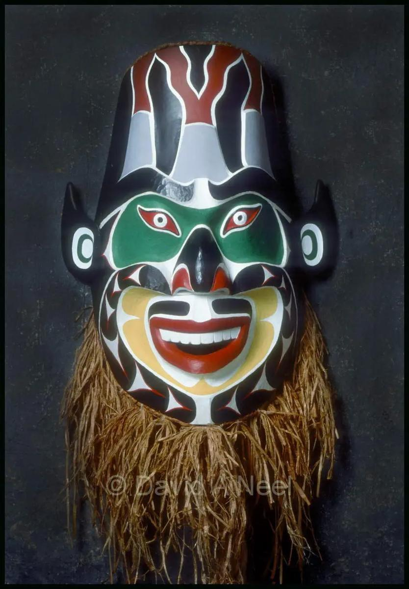Nuclear Disaster Mask