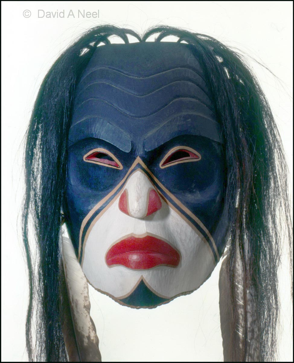 Lonefighter Warrior Society Mask