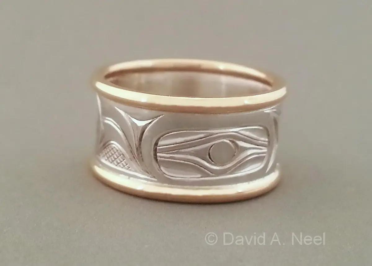 Hummingbird, Silver & Gold