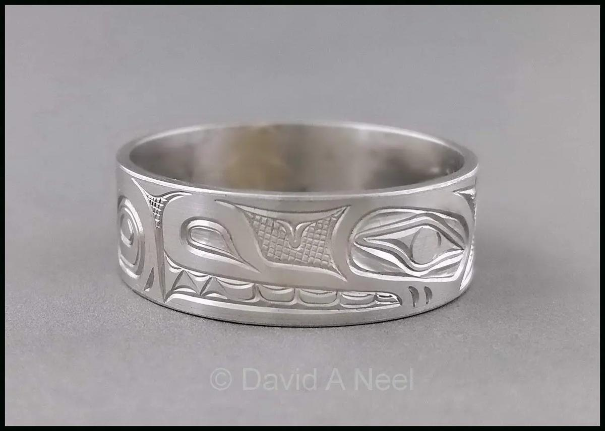 Wolf Ring, Platinum