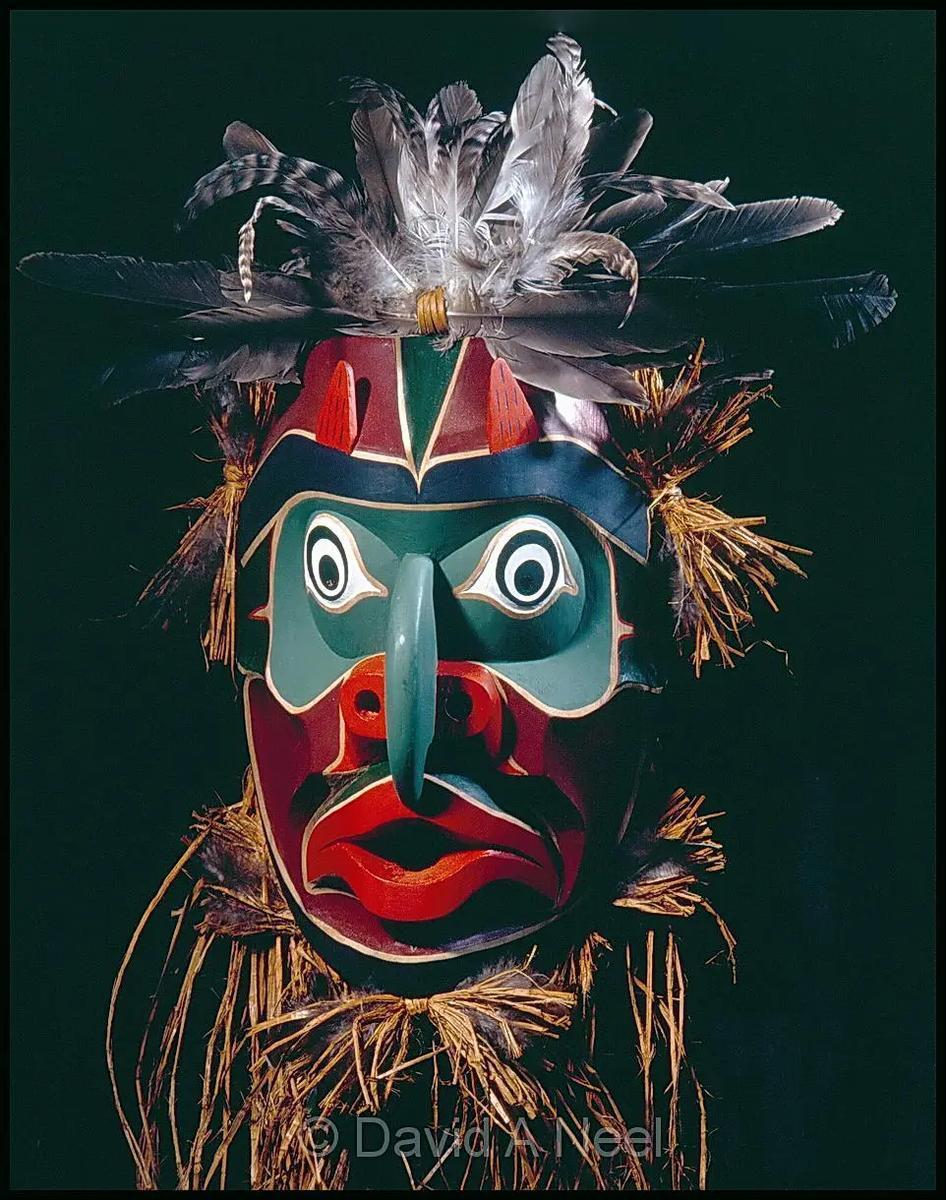 Bukwis Mask