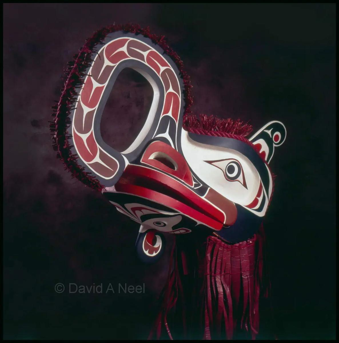 Crooked Beak of Heaven mask