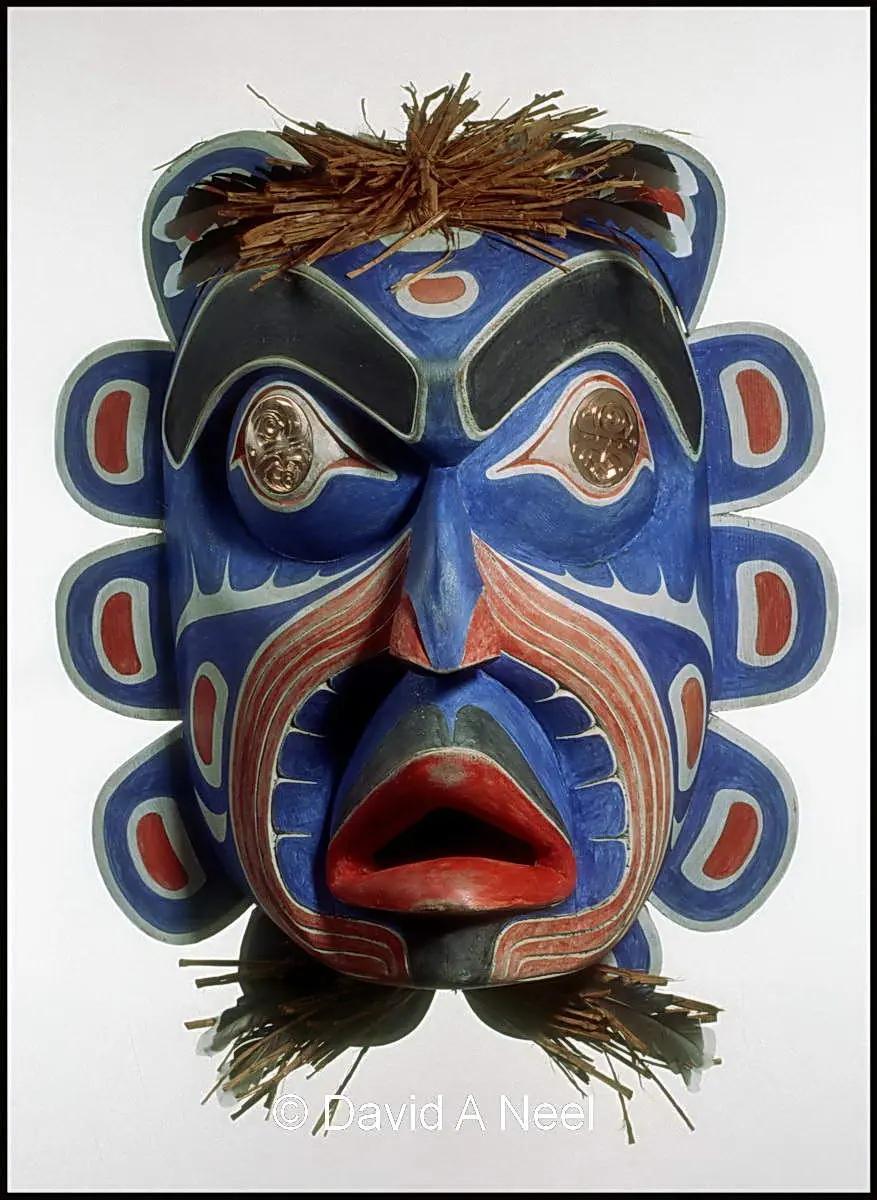 Komokwa Mask