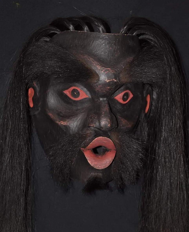 Dzunokwa (Wild Woman of the Woods)