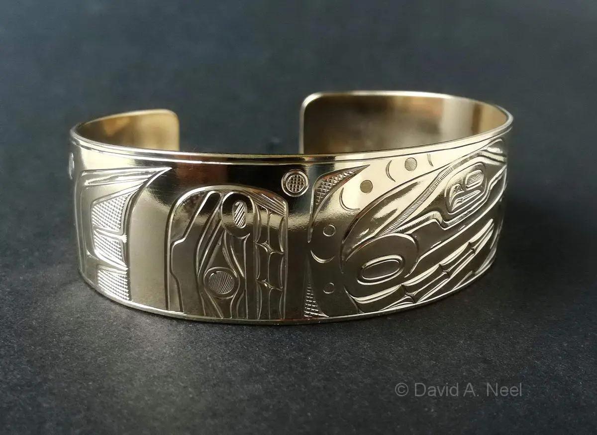 Killerwhale Bracelet