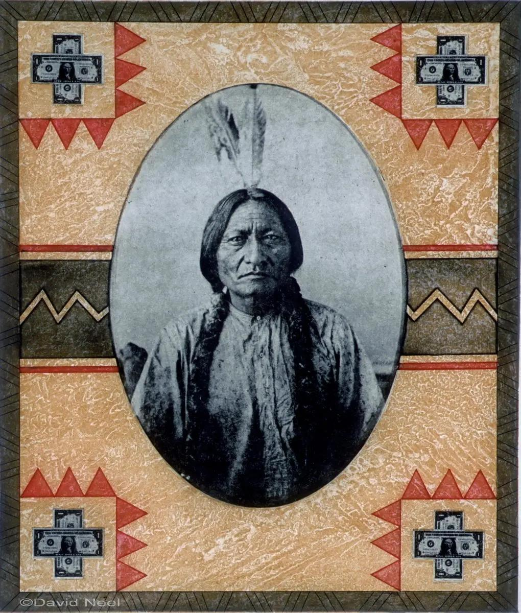 Heroes #1 - Sitting Bull
