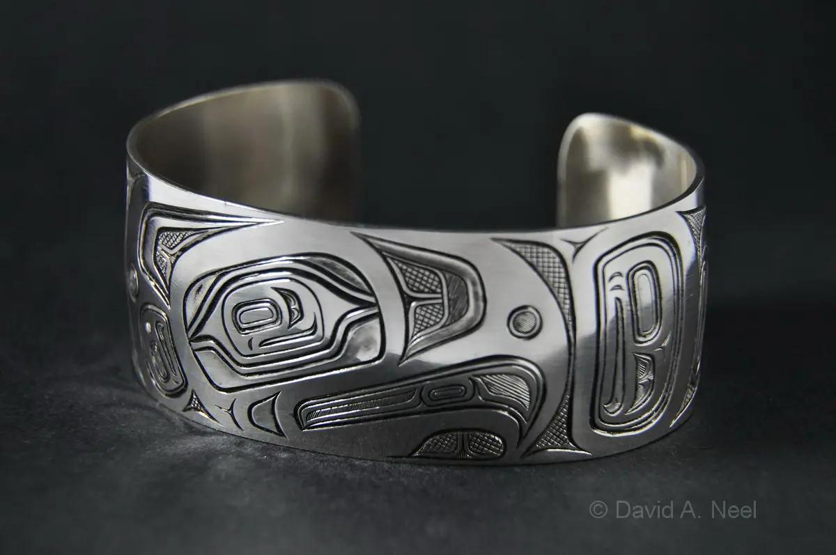 Thunderbird Silver Bracelet