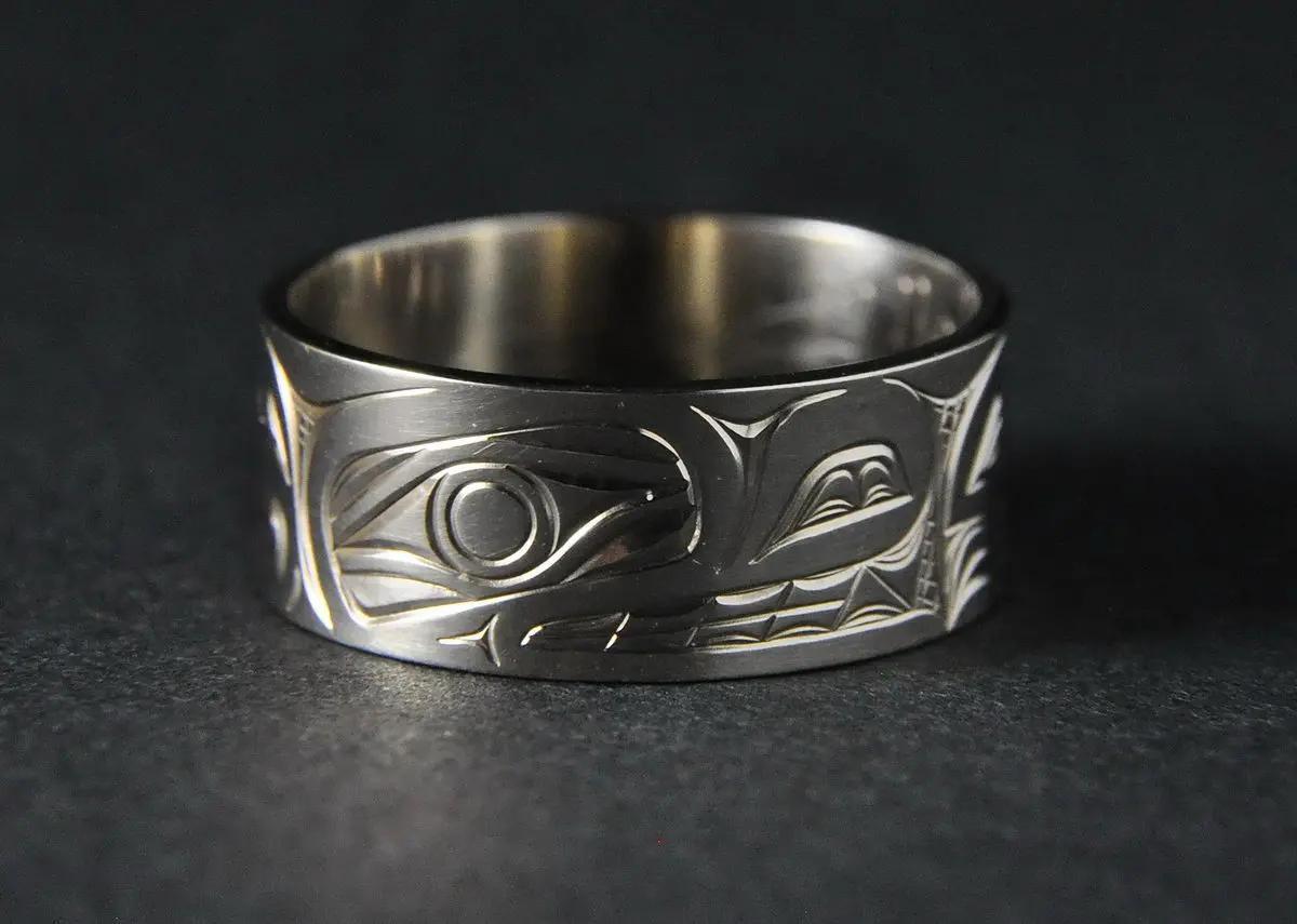 Wasgo White Gold Ring